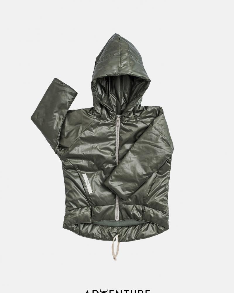 Club coat / zieleń