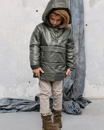 Adventure coat / zieleń