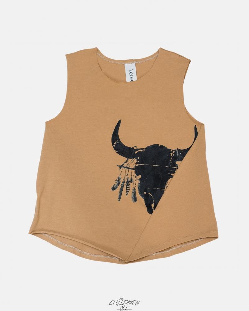 TRIBE TOP (bison )ochra