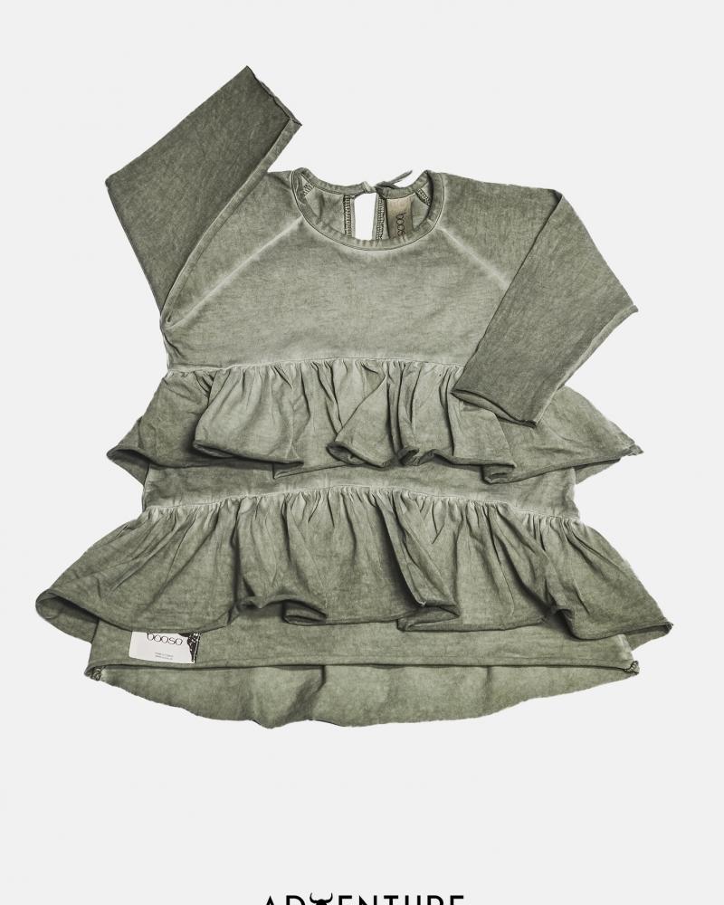Club dress/ ciemna zieleń