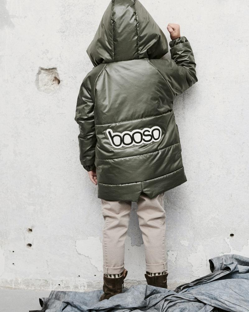 Adventure coat / zieleń