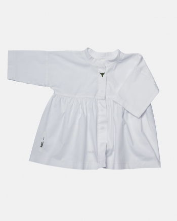 WHITE BASQUE biały