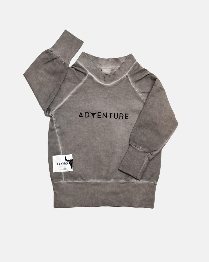 Adventure hoodie/ beż