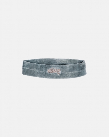 TERRY HEADBAND light blue