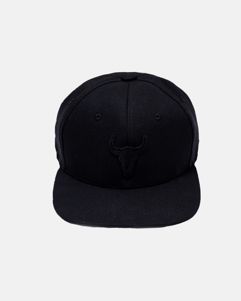 SNAP BACK black
