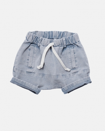 ACID SHORTS blue