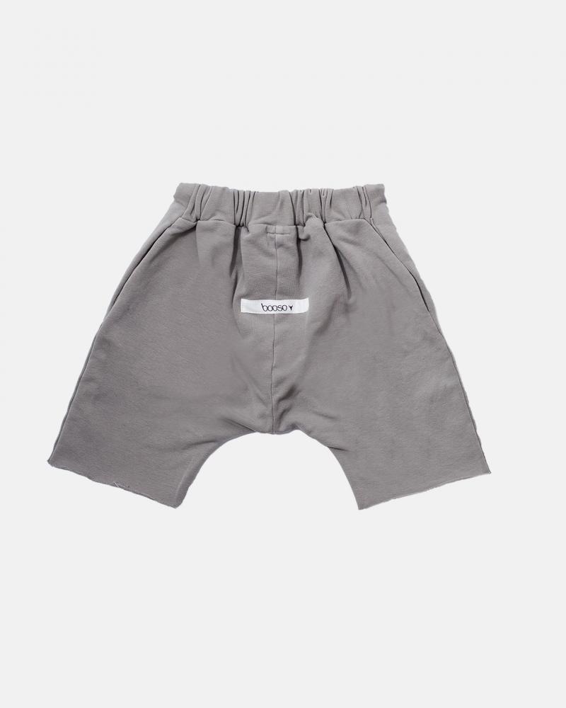 SIMPLE SHORT grey