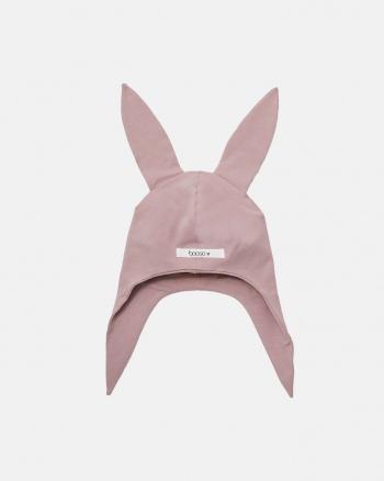 Bunny Hat brudny róż