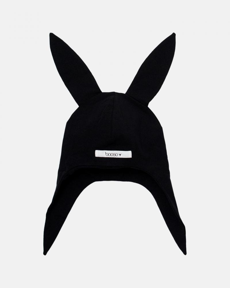 Bunny Hat black