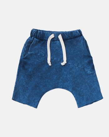 ACID BLUE SHORTS