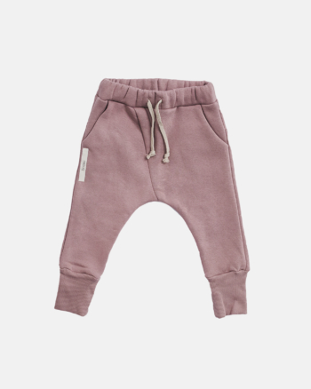 SIMPLE PANTS dusty pink