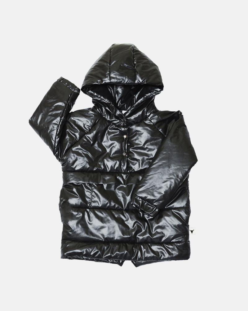 kurtka dziecięca – BLACK COAT black