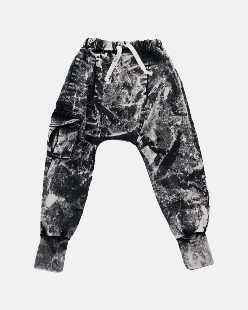 FRINGLE ACID PANTS black
