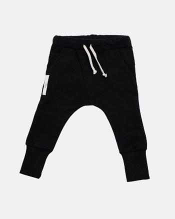 SIMPLE PANTS black