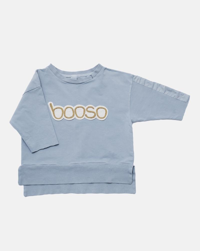 BOOSO SWEATSHIRT blue