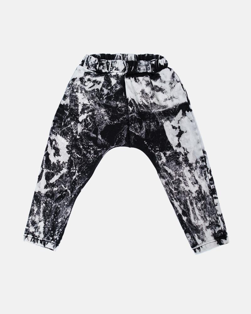 SAND ACID PANTS black