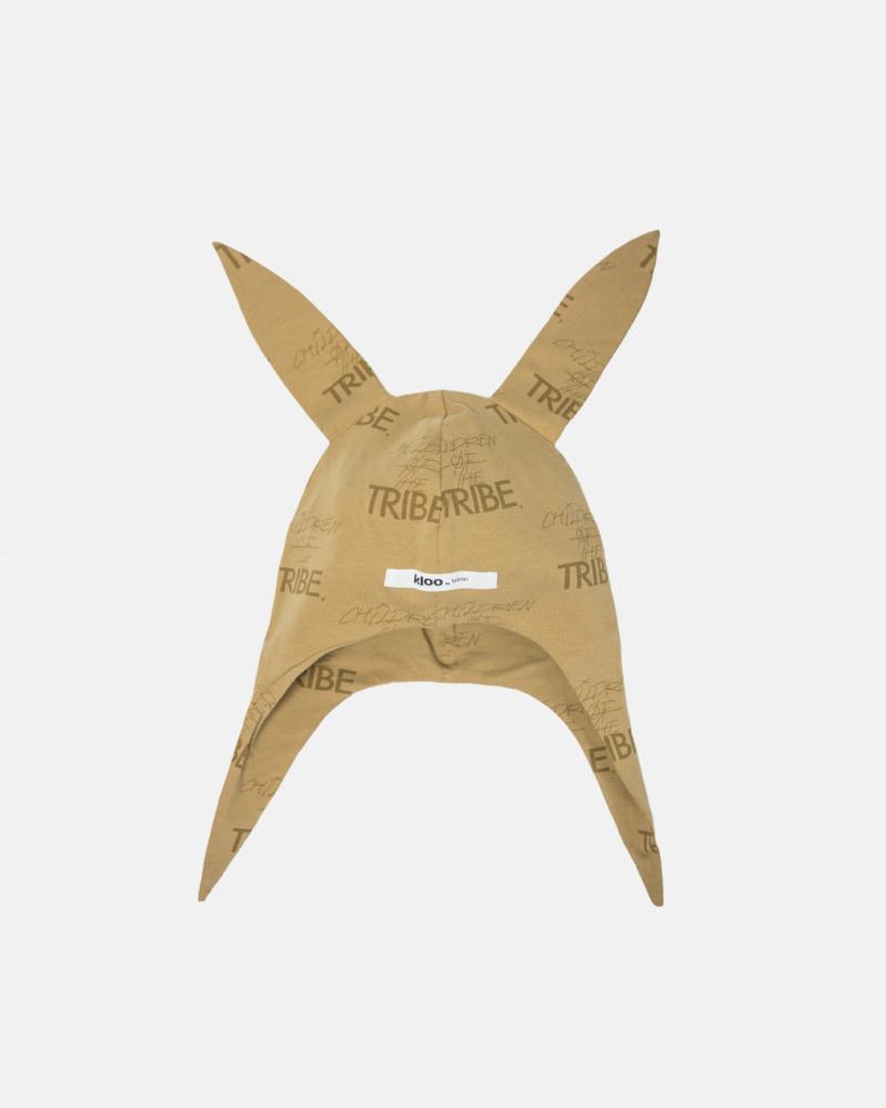 Tribe Bunny Hat ochra