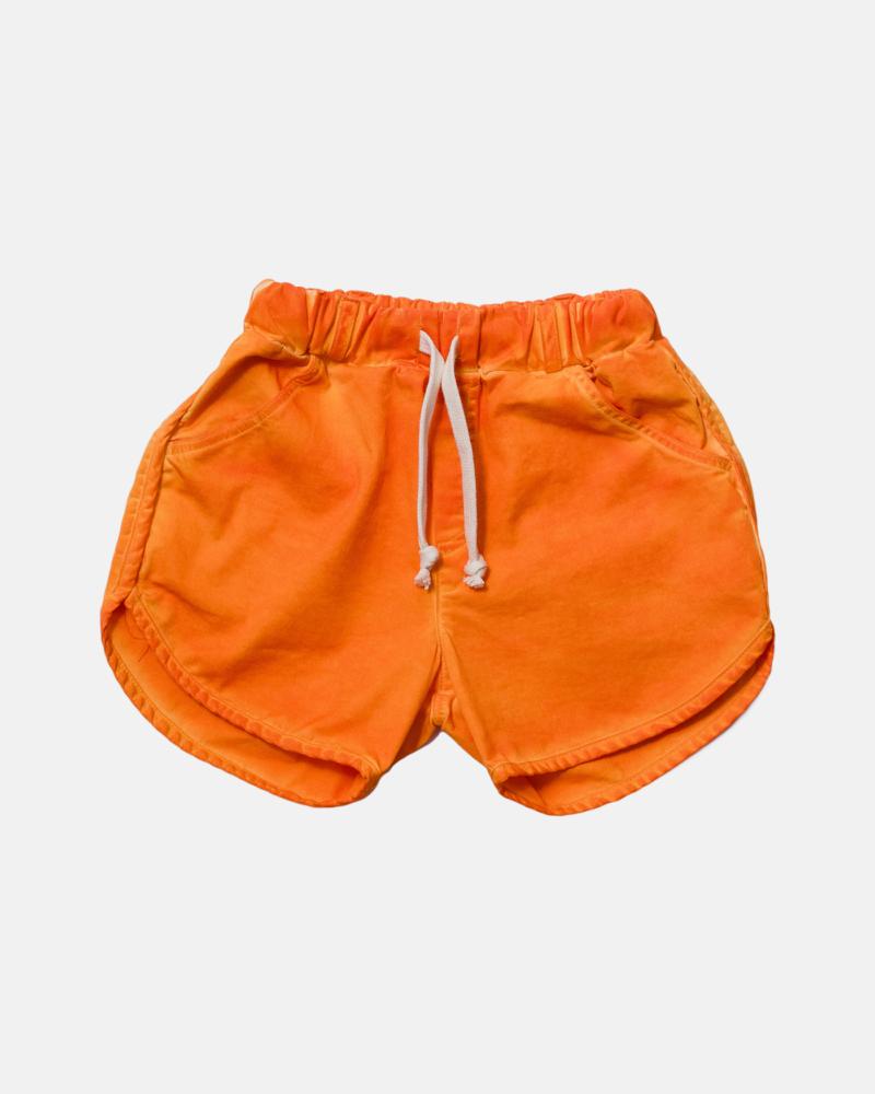 STONE SHORTS orange