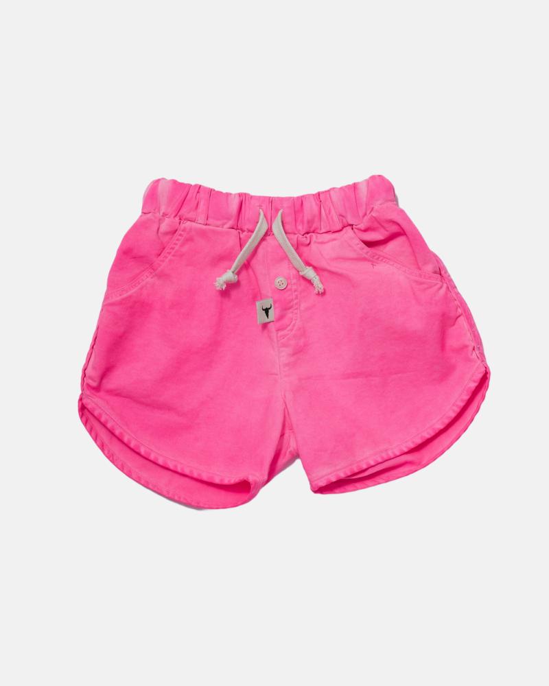 STONE SHORTS pink