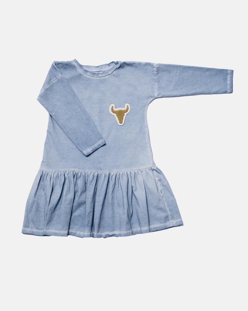 VOICE DRESS light blue