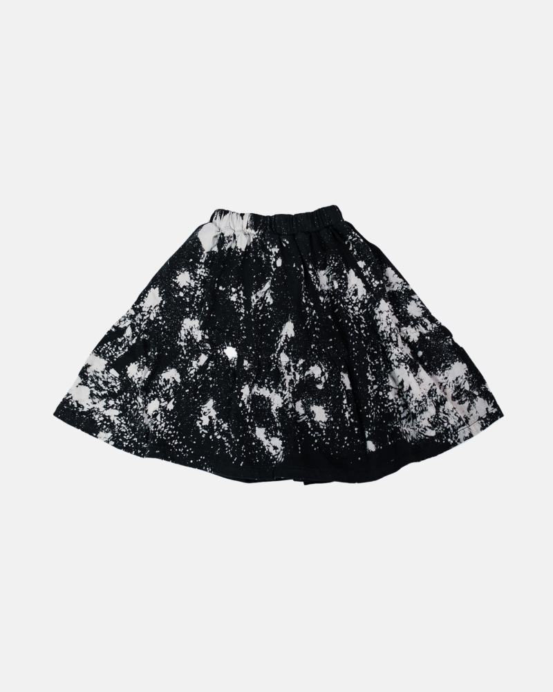 BATIK LONG SKIRT black