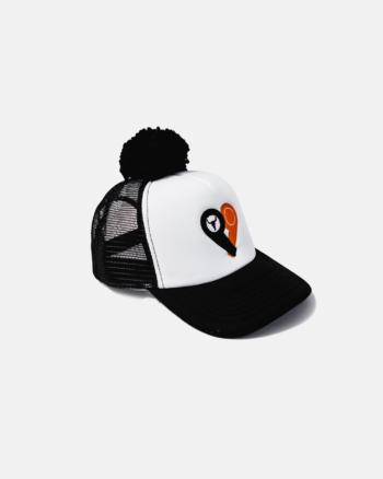 VOICE CAP black/white