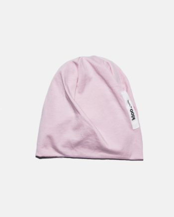 TWISTED BEANIE OLDIES light pink