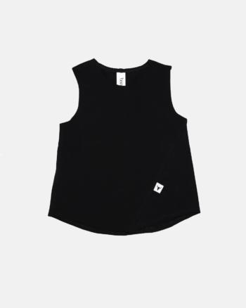 BLACK TOP czarny