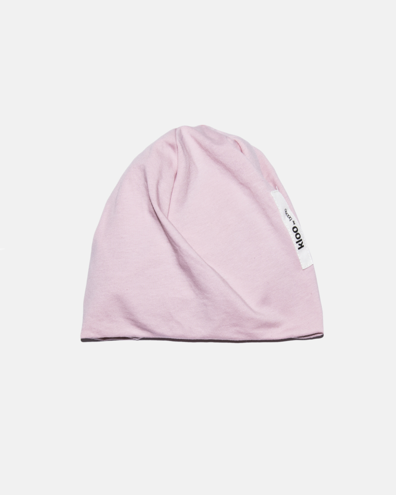 TWISTED BEANIE light pink