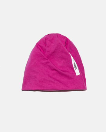 TWISTED BEANIE pink