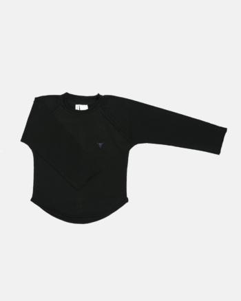 SIMPLE LONGSLEEVE black