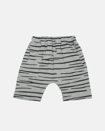 NAUTICAL SHORTS gray/black