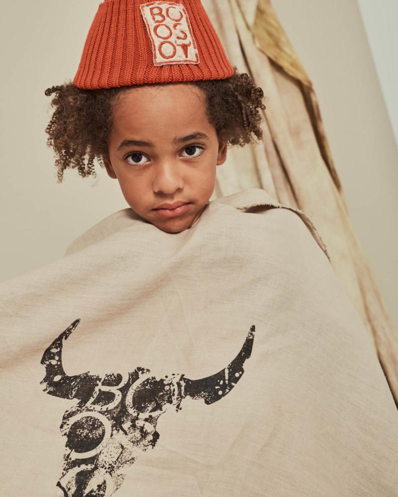 czapka dziecięca- TERRA SAND BEANIE